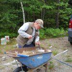 Stone Cutting Demo
